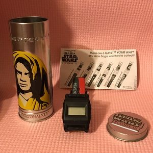 Highly Collectible Revenge of the Sith Watch